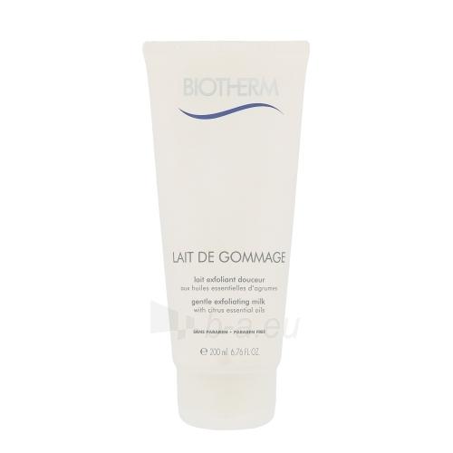 Biotherm Lait De Gommage Gentle Exfoliant Milk Cosmetic 200ml Paveikslėlis 1 iš 1 250850200759