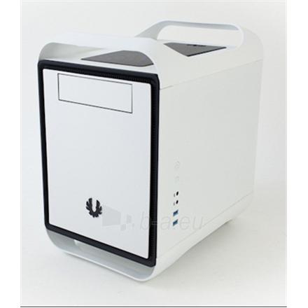 BitFenix Prodigy,Mini-ITX case, White, USB 3.0 x2, w/o standart ATX PSU, Paveikslėlis 1 iš 1 250255900674
