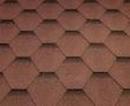 Bitumen roof shingles Super KATRILI sands brown Paveikslėlis 1 iš 1 237140000047