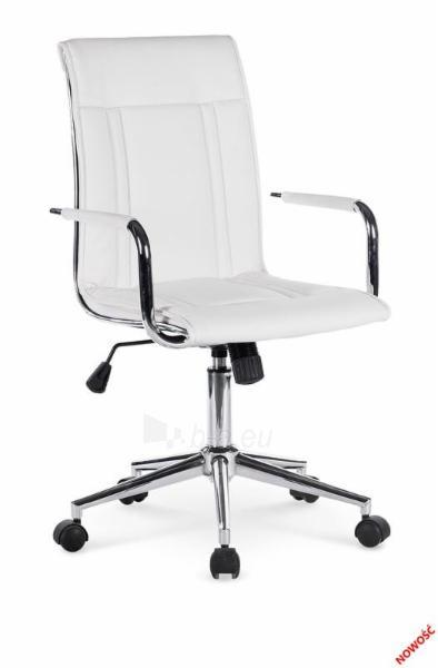 Biuro kėdė darbuotojui Porto 2 balta Paveikslėlis 2 iš 6 310820085987