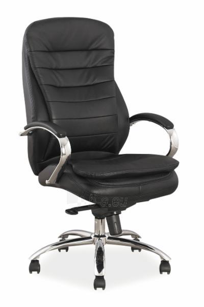 Biuro kėdė Q-154 natūrali oda Paveikslėlis 1 iš 1 310820030471