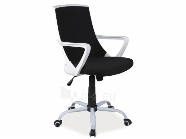 Biuro kėdė darbuotojui Q-248 Paveikslėlis 2 iš 6 310820030483