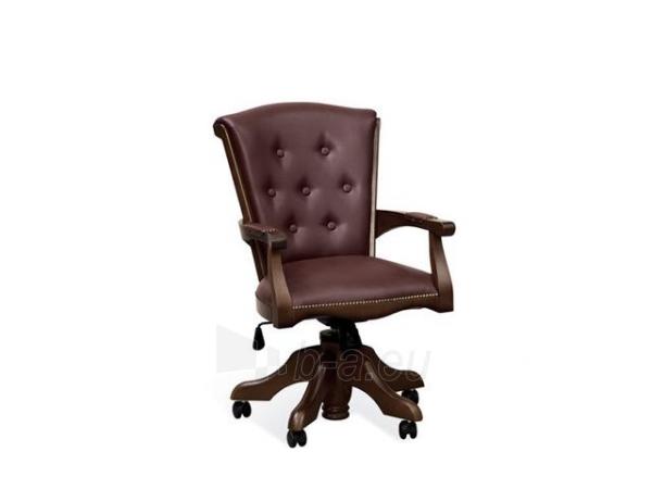 Biuro kėdė vadovui Bawaria Dfot Paveikslėlis 2 iš 3 310820206642