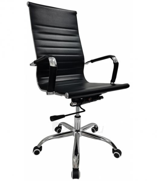 Biuro kėdė VANGALOO DM8131, juoda Paveikslėlis 1 iš 1 310820225403