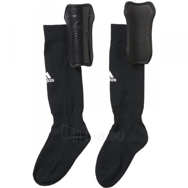 Blauzdų apsaugos adidas Youth Sock Guard Junior AH7764 Paveikslėlis 1 iš 3 310820205737
