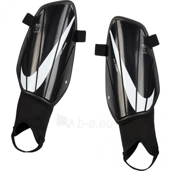 Blauzdų apsaugos Nike CHRG GRD SP2164 010 Paveikslėlis 2 iš 2 310820205620