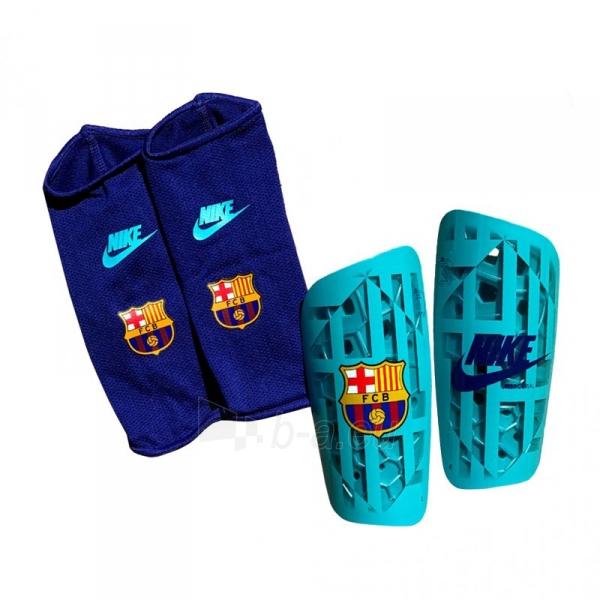 Blauzdų apsaugos Nike FC Barcelona Mercurial Lite SP2171-309 Paveikslėlis 1 iš 1 310820205757