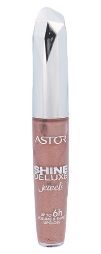 Blizgesys lūpoms Astor Shine Deluxe Jewels Lip Gloss Cosmetic 5,5ml Shade 001 Crystal Diamond Paveikslėlis 1 iš 1 310820002989
