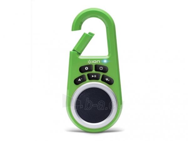 Bluetooth kolonėlė ION Clipster žalia Paveikslėlis 1 iš 1 250255800608