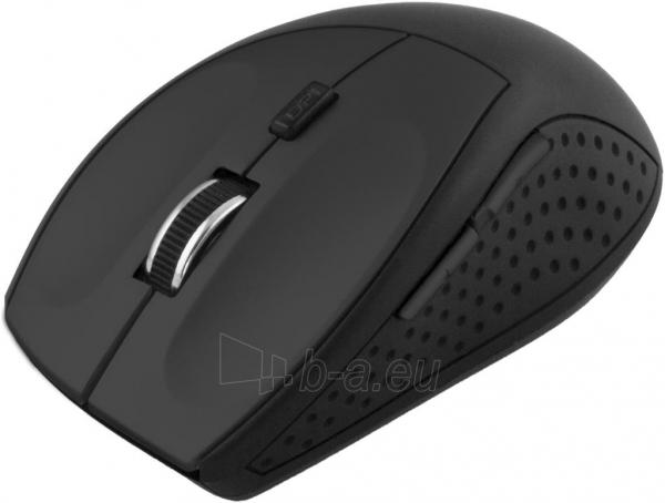 Bluetooth pelė Esperanza EM123K   DPI 1000/1600/2400   6D - 6 mygtukai Paveikslėlis 1 iš 5 250255031480