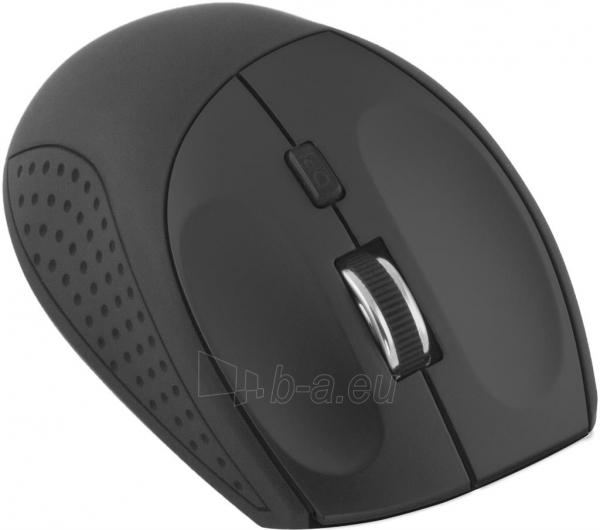 Bluetooth pelė Esperanza EM123K   DPI 1000/1600/2400   6D - 6 mygtukai Paveikslėlis 3 iš 5 250255031480