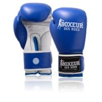 Bokso pirštinės BOXEUR BX-501X, mėlynos Paveikslėlis 1 iš 1 310820117726