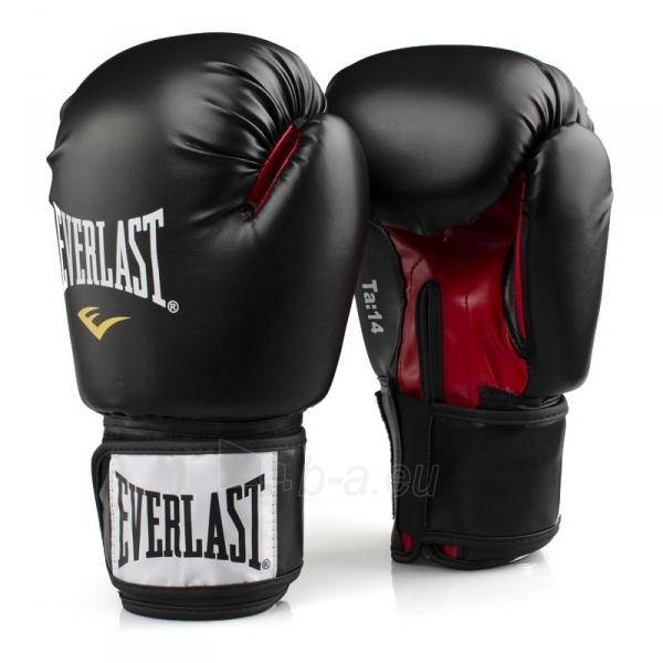 Bokso pirštinės Everlast S6000 Paveikslėlis 1 iš 1 310820039552
