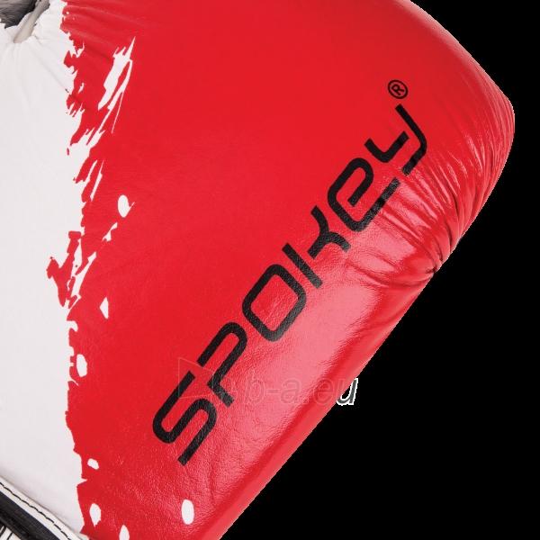 Bokso pirštinės Spokey ONI, raudonos Paveikslėlis 5 iš 7 30084700059