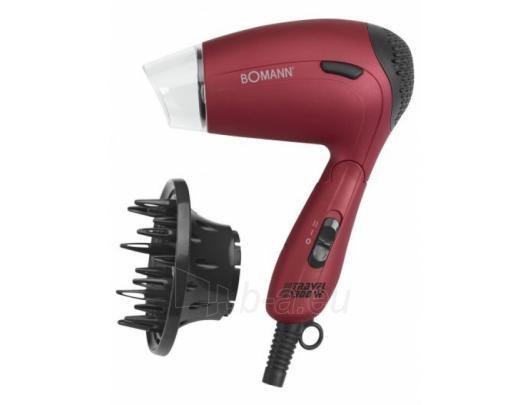 BOMANN HTD 8005 CB Plaukų džiovintuvas  Paveikslėlis 1 iš 1 250122200237
