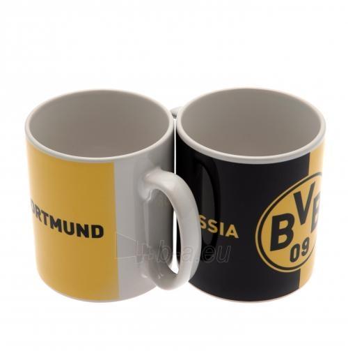 Borussia Dortmund F.C. puodelis (Geltonas/Juodas) Paveikslėlis 1 iš 5 251009001389