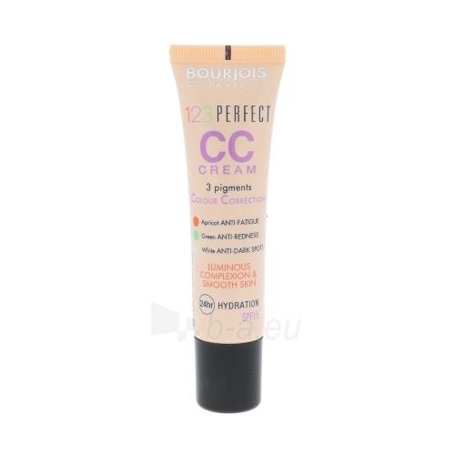 BOURJOIS Paris 123 Perfect CC Cream Cosmetic 30ml 31 Ivory Paveikslėlis 1 iš 1 250840402227