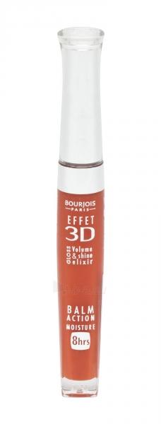 BOURJOIS Paris 3D Effet Gloss Cosmetic 5,7ml 55 Orange Energic Paveikslėlis 1 iš 1 2508721000697