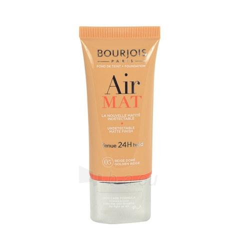BOURJOIS Paris Air Mat Foundation SPF10 Cosmetic 30ml Shade 03 Light Beige Paveikslėlis 1 iš 1 250873101161