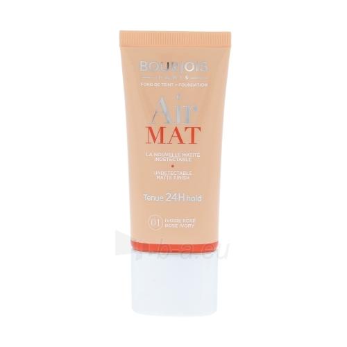 BOURJOIS Paris Air Mat Foundation SPF10 Cosmetic 30ml Paveikslėlis 1 iš 1 250873101114