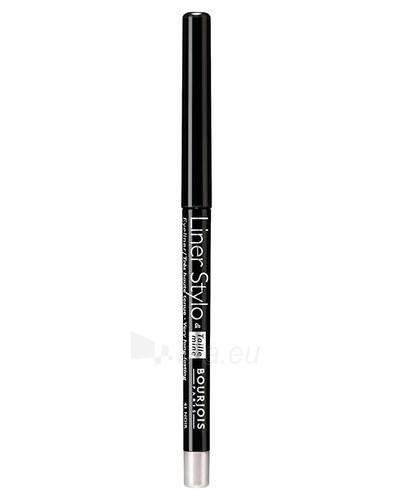 BOURJOIS Paris Intuitive Liner Cosmetic 0,66ml 02 Noir Paveikslėlis 1 iš 1 2508713000386