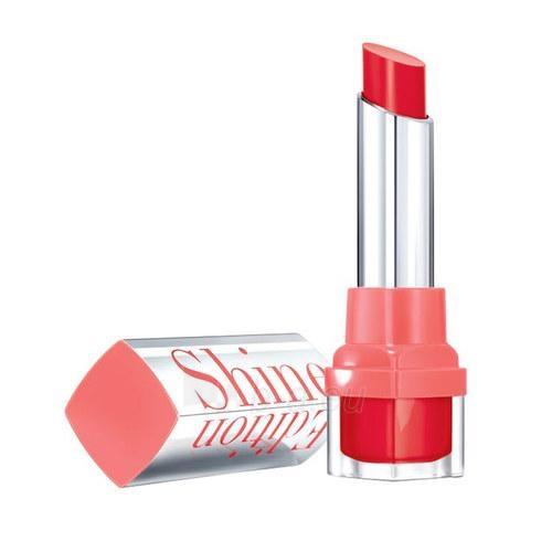 BOURJOIS Paris Shine Edition Lipstick Cosmetic 3g 22 Famous Fuchsia Paveikslėlis 1 iš 1 250872200513
