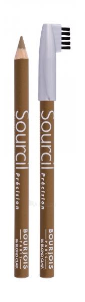 BOURJOIS Paris Sourcil Eyebrow Pencil Cosmetic 1,13g 06 Blond Clair Paveikslėlis 2 iš 2 2508713000384