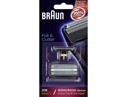 BRAUN 31B (5000/6000) kom. tinkl.+peil. Paveikslėlis 3 iš 4 250122100053