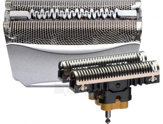 BRAUN 51S (8000) kom. tinklelis+peil. Paveikslėlis 1 iš 3 250122100060