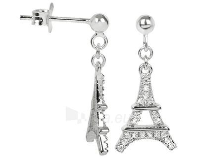 Brilio Silver sidabriniai auskarai Eiffelova věž 33G3128 Paveikslėlis 1 iš 1 310820026048