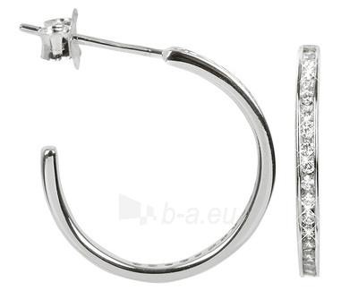 Brilio Silver sidabriniai earrings with cirkoniu 33G3041 Paveikslėlis 1 iš 1 310820026050