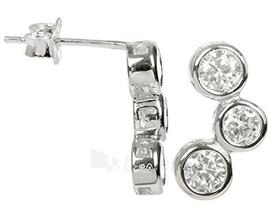Brilio Silver sidabriniai auskarai su cirkoniu 53120175 Paveikslėlis 1 iš 1 310820026044