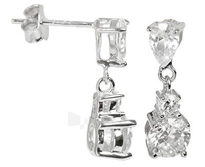 Brilio Silver sidabriniai earrings with cirkoniu 5374695 Paveikslėlis 1 iš 1 310820026043