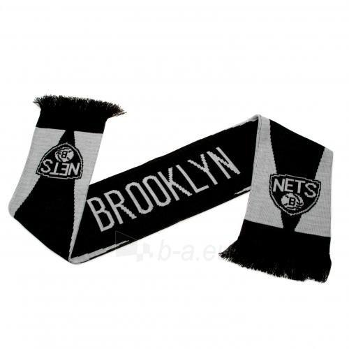 Brooklyn Nets šalikas Paveikslėlis 1 iš 3 310820066741