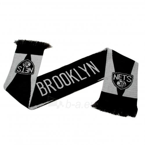Brooklyn Nets šalikas Paveikslėlis 3 iš 3 310820066741