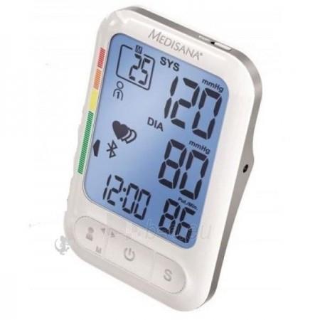 BU 550 Connect Blood Pressure Monitor w/Bluetooth Smart Paveikslėlis 1 iš 1 250610300202