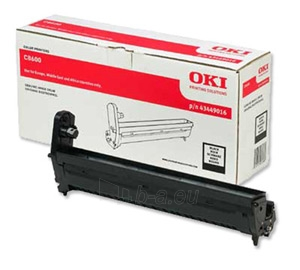 Būgnas OKI black | C8600/C8800 Paveikslėlis 1 iš 1 2502560201542