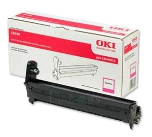Būgnas OKI magenta | C8600/C8800 Paveikslėlis 1 iš 1 2502560201566