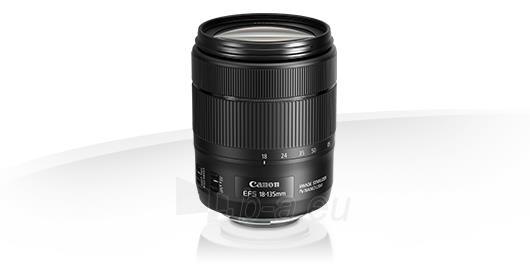 CANON EF-S 18-135mm 1:3,5-5,6 IS STM Paveikslėlis 1 iš 1 250222040101246