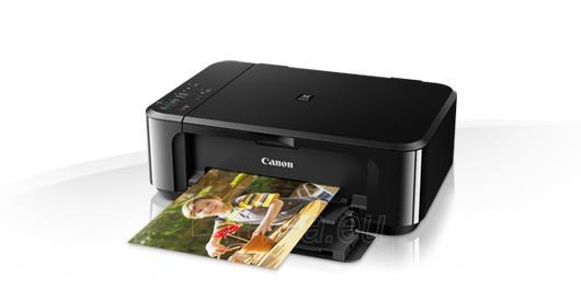 Spausdintuvas Canon PIXMA MG3650 Black Paveikslėlis 2 iš 4 30041200009