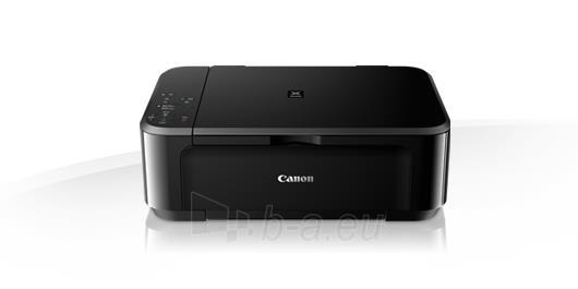 Spausdintuvas Canon PIXMA MG3650 Black Paveikslėlis 3 iš 4 30041200009