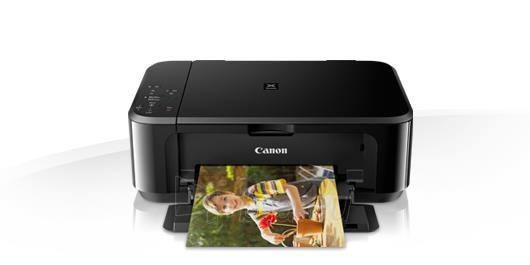 Spausdintuvas Canon PIXMA MG3650 Black Paveikslėlis 4 iš 4 30041200009