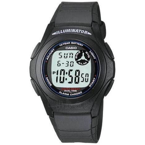 Casio laikrodis F-200W-1AEF Paveikslėlis 1 iš 2 30069610953