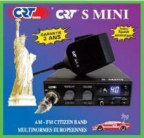 CB radijas CRT S Mini Paveikslėlis 1 iš 1 30029600091