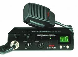 CB radijas Intek M-120 plus AM/FM Paveikslėlis 1 iš 1 30029600034
