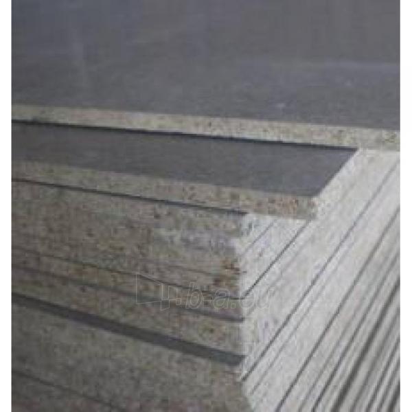 Cemento drožlių plokštė 1200x2600x8 mm (3,12 kv.m.)
