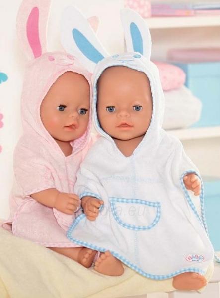 Chalatas Zapf Creation Baby Born 808313 pink edition Paveikslėlis 1 iš 2 250710900566