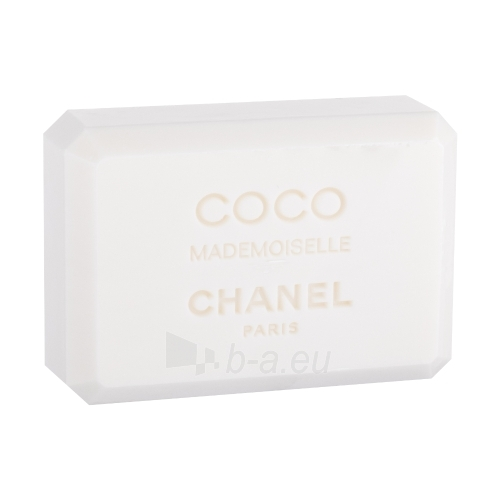 Chanel Coco Mademoiselle Tuhé soap 150g Paveikslėlis 1 iš 1 250896000020