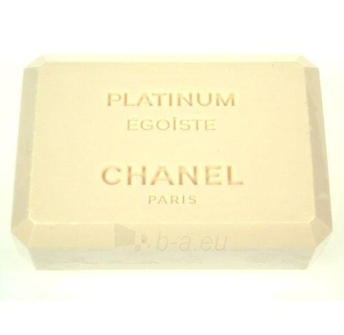 Chanel Egoiste Platinum Tuhé soap 150g Paveikslėlis 1 iš 1 250896000022