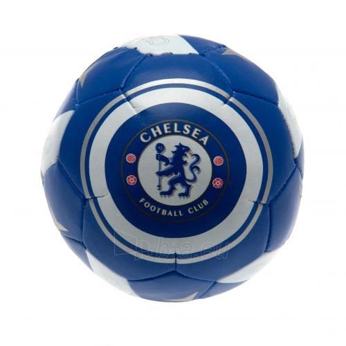 Chelsea F.C. antistresinis kamuoliukas (Mėlynas) Paveikslėlis 1 iš 4 251009000308
